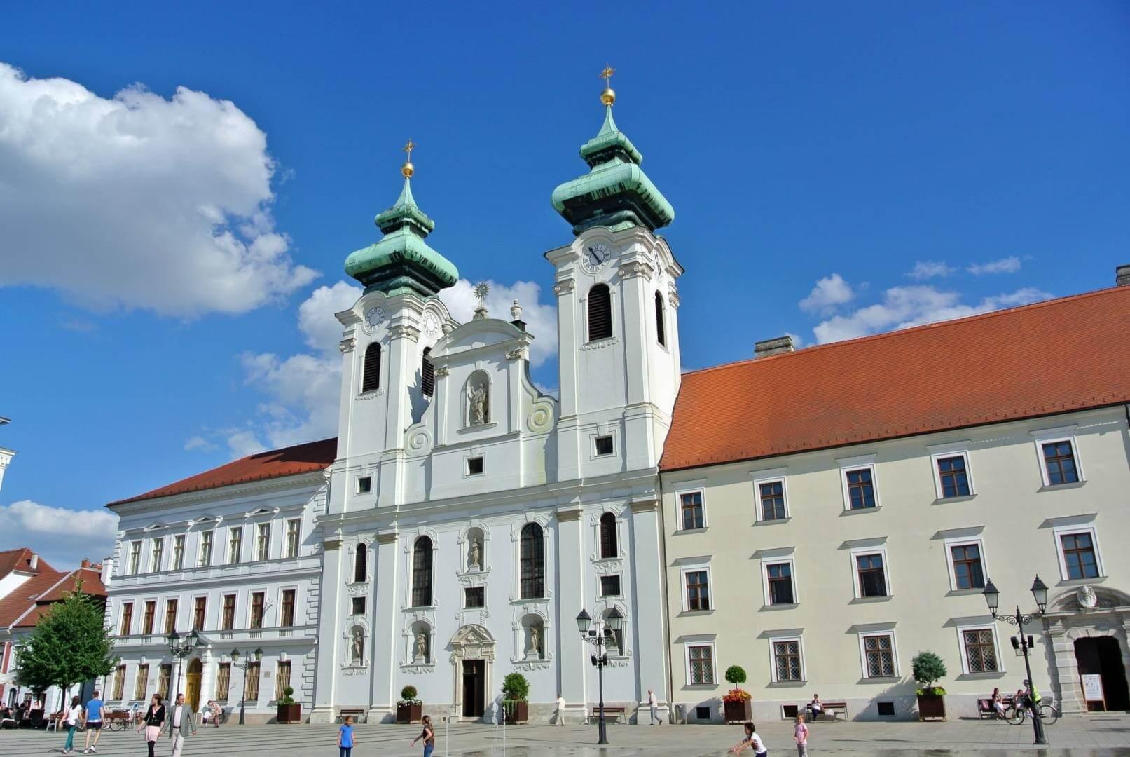 Megújul Magyarország legkorábbi barokk temploma