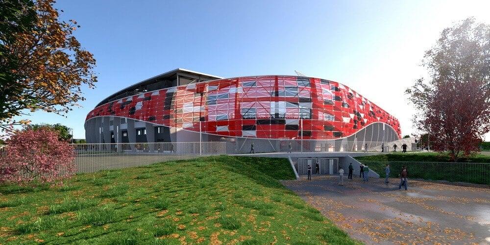Indulhat az új Bozsik Stadion építése