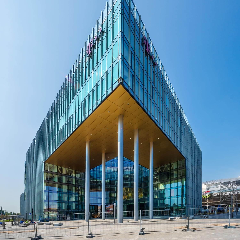 Az Év fejlesztője díjat ért a Wingnek a Telekom székház