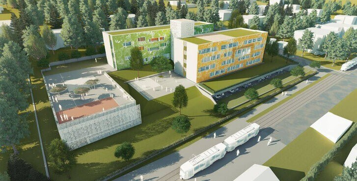 Ilyen lesz a II. kerület új oktatási központja