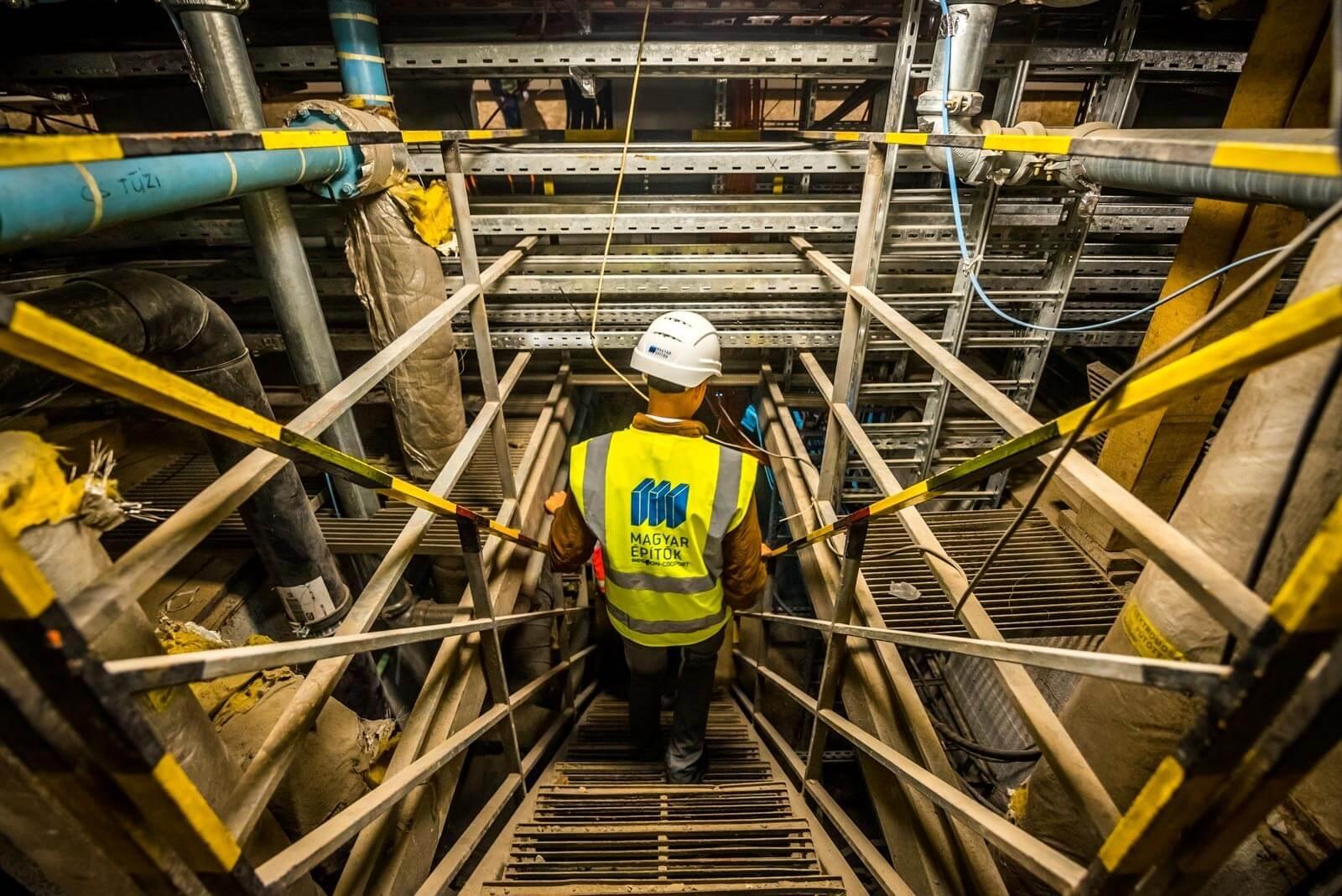 Megnéztük, hol tart a 3-as metró felújítása - videó