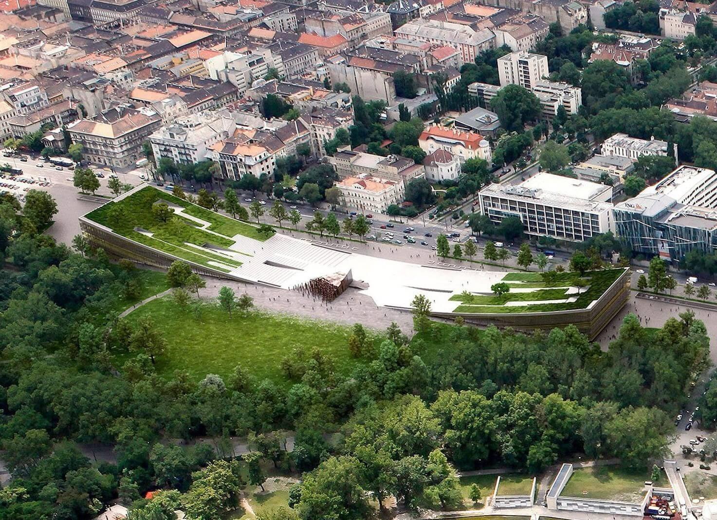 Európa legjobb középületének választották az épülő Néprajzi Múzeumot