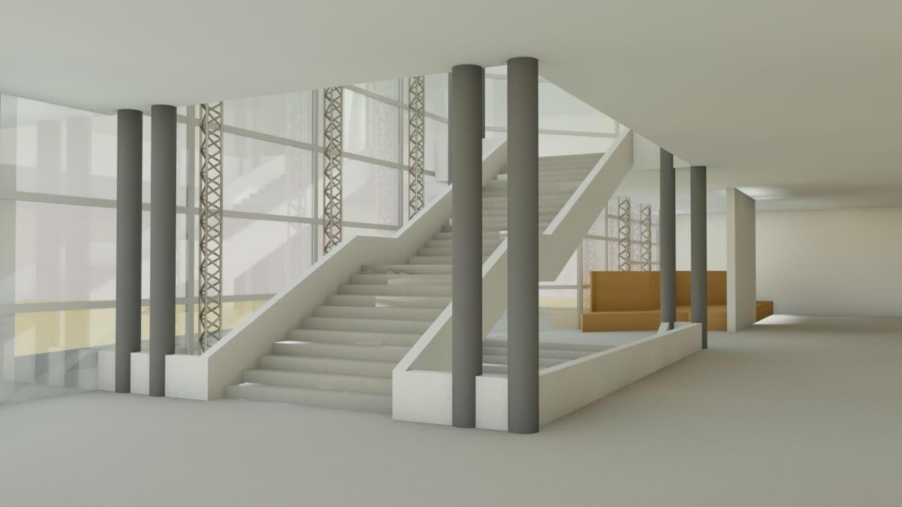 Virtuális modell készült a budai Novotel Hotelről és a Kongresszusi Központról