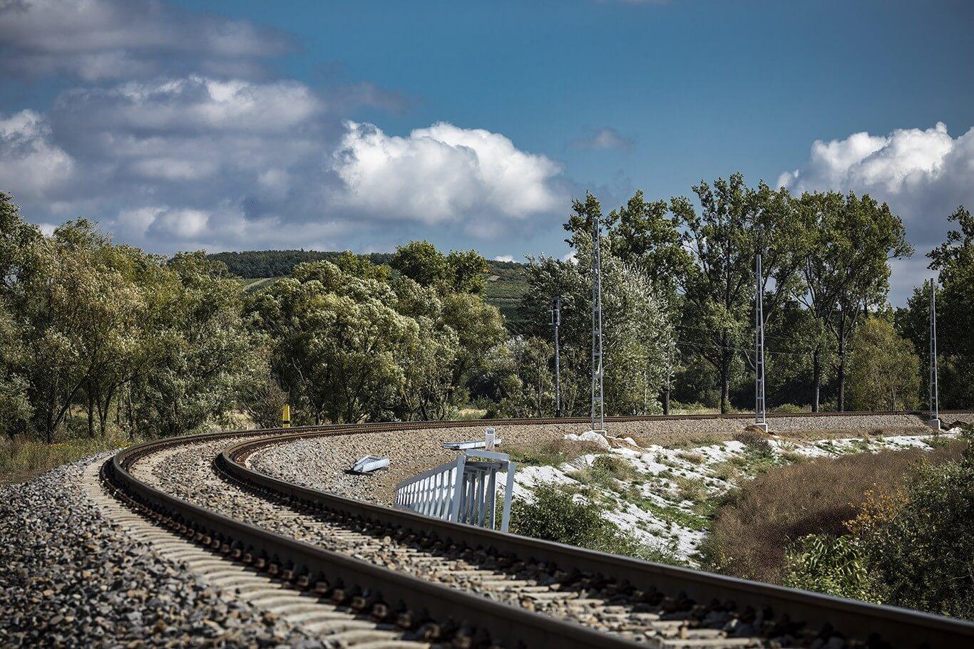 Közel a befejezéshez a Mezőzombor és Sátoraljaújhely közötti vasútfejlesztés