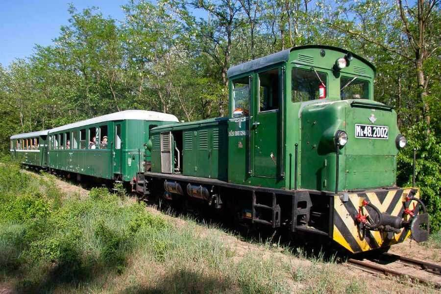 Felújítják Magyarország legrégebbi kisvasútját
