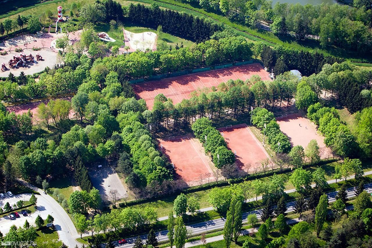 Még az idén teljesen újjá varázsolják Szombathely legnagyobb sportparkját