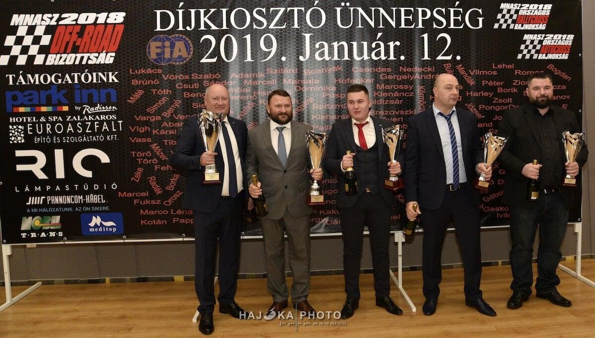 Országos autóversenysorozat névadója az EuroAszfalt