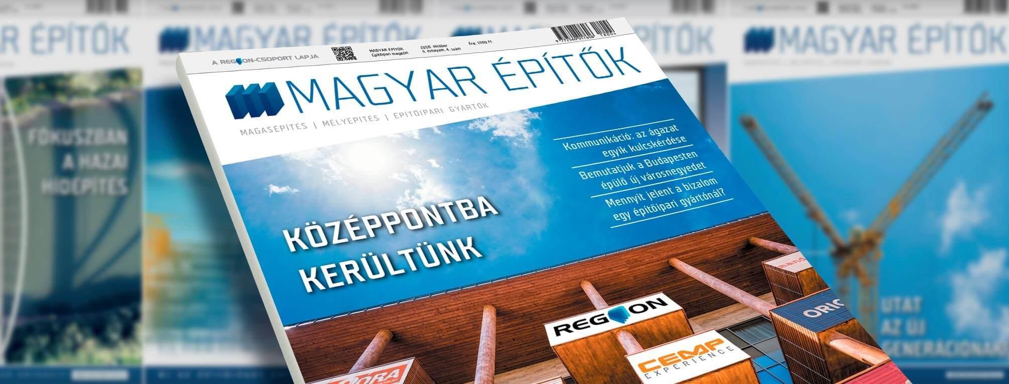 Mi lehet a magyar építőipar csodafegyvere?