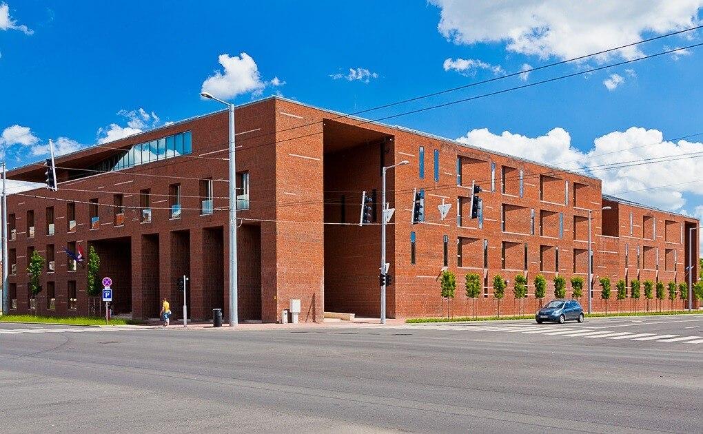 Új bírósági épületet kap Érd