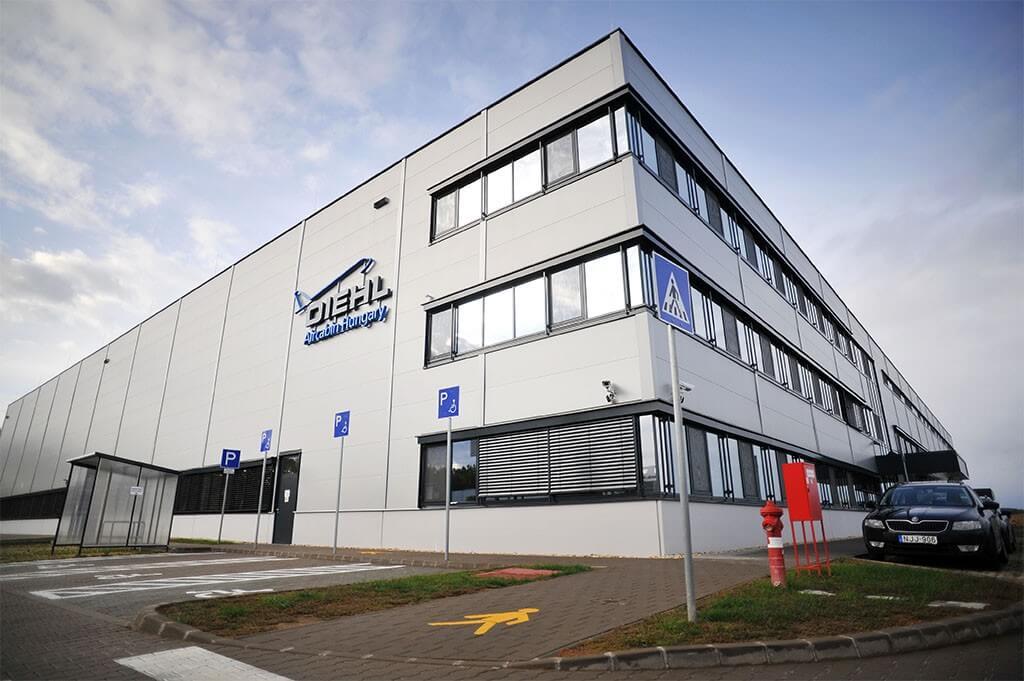 Airbus-beszállító fejlesztőközpontját adták át Debrecenben