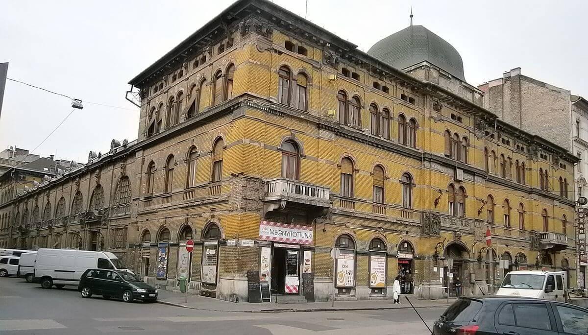 Korhű arculatot kap Budapest egyik fontos vásárcsarnoka
