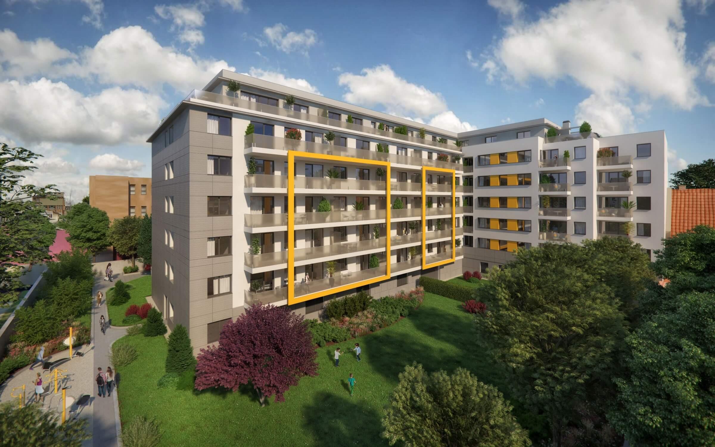 105 új lakással gazdagodik Angyalföld