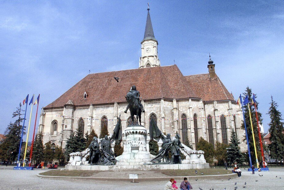 Megnéztük, hogyan újul meg Erdély egyik legfontosabb magyar épülete - videó