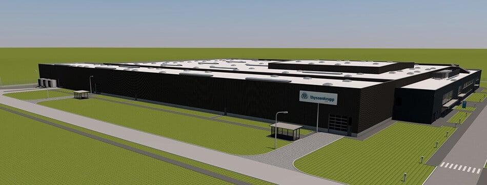 Újabb gyárfejlesztéssel folytatódik Debrecen autóipari menetelése