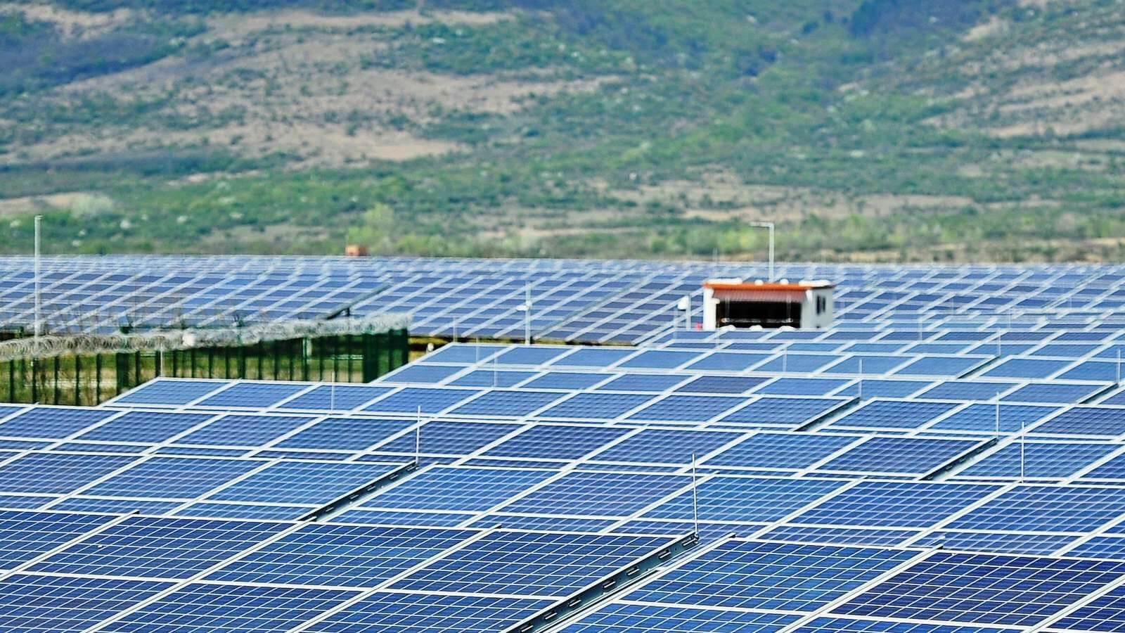 Borsodban kezdte meg működését Magyarország legnagyobb naperőműve