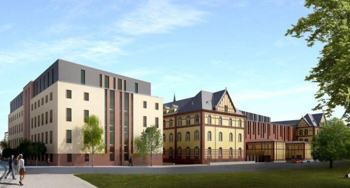 Mérföldkőhöz érkezett a Budai Irgalmasrendi Kórház fejlesztése