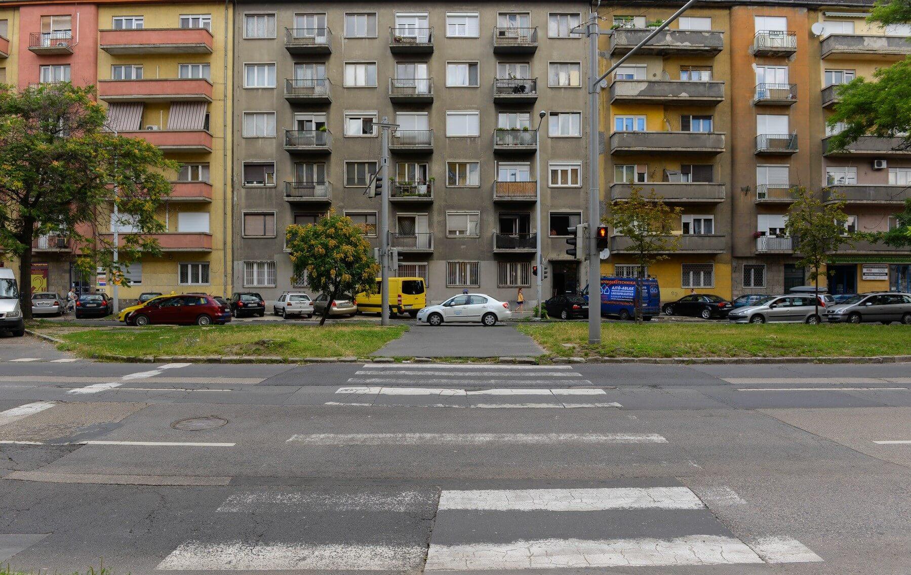 Forgalmas utca újul meg Angyalföld és Újpest határán
