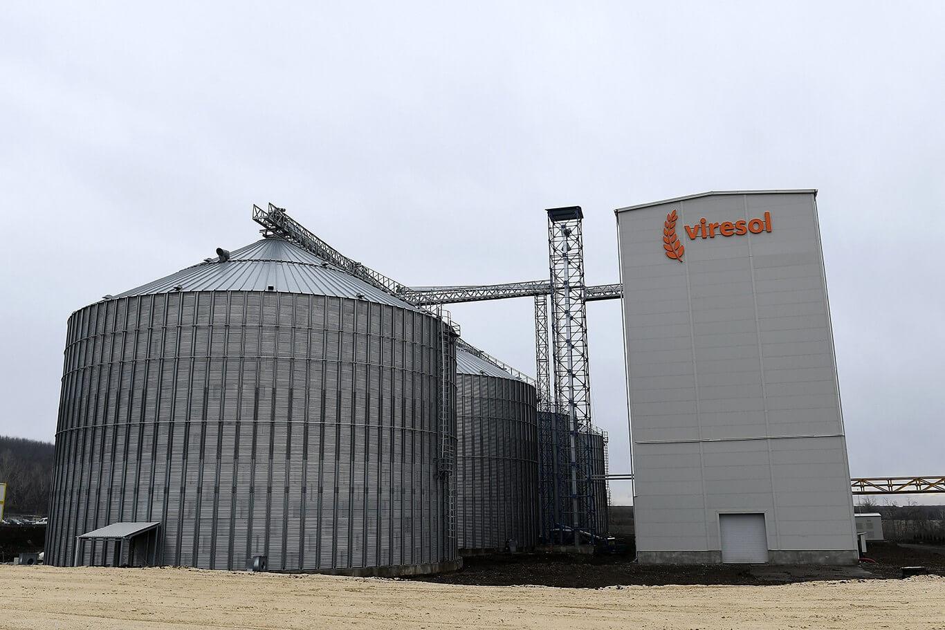Közép-Európa legmodernebb búzakeményítő üzeme épült fel Visontán