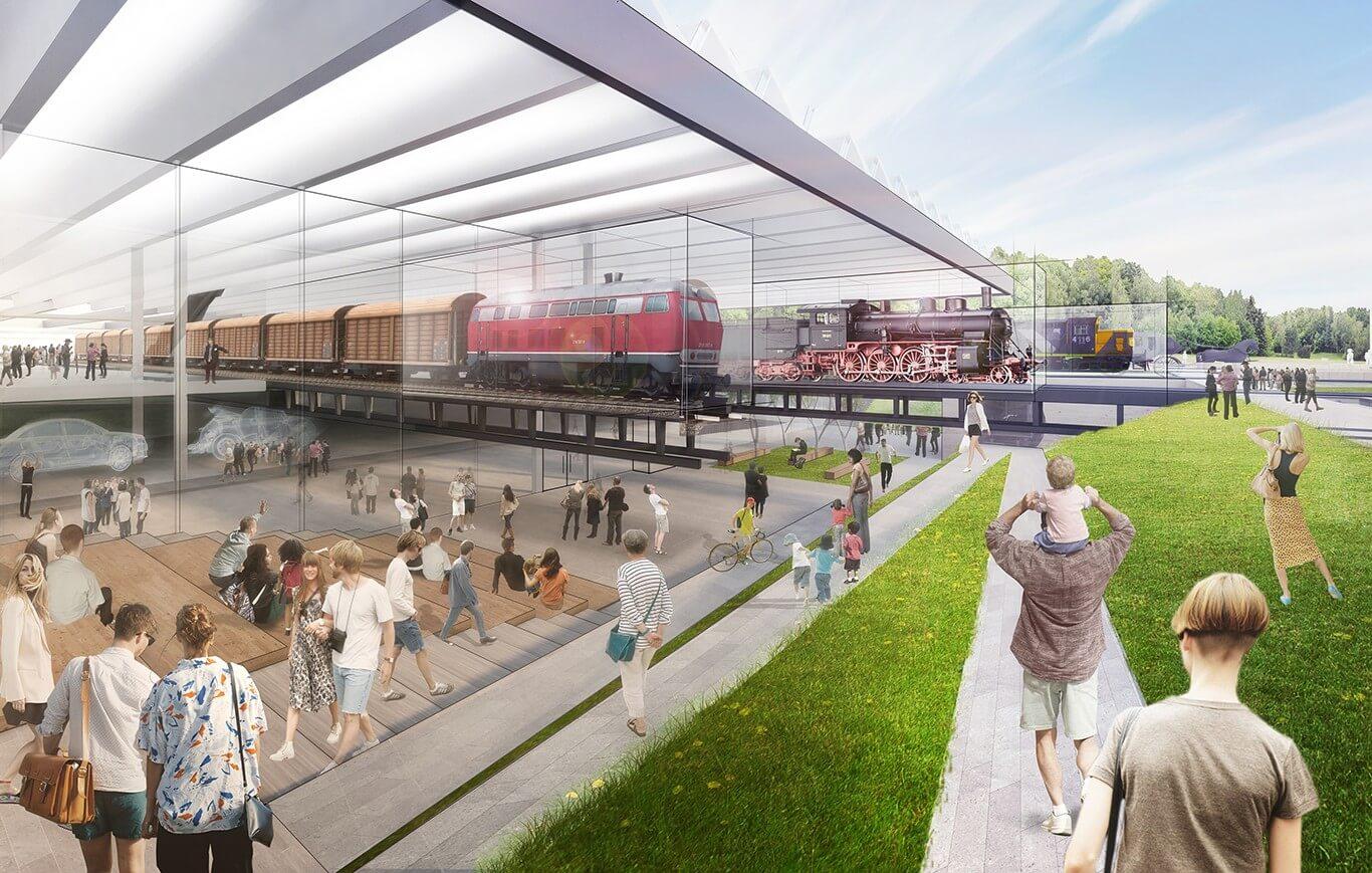 Kiderült, ki tervezi meg az új Közlekedési Múzeumot