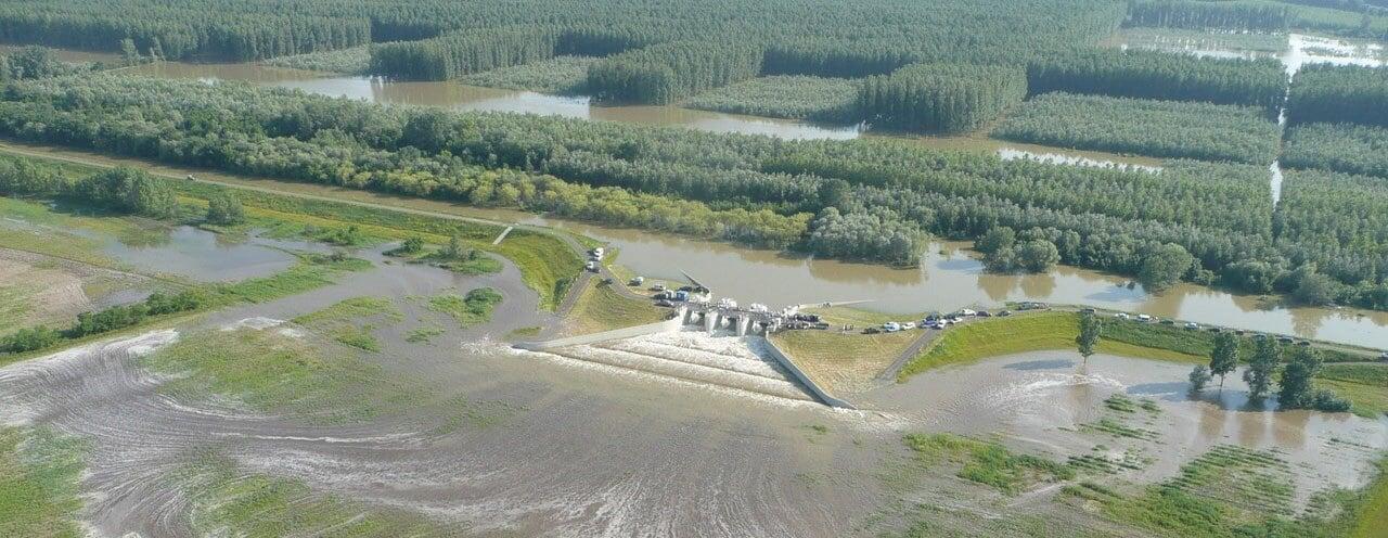 Április végére 1,5 millió ember árvízi biztonsága javul a Tisza mentén