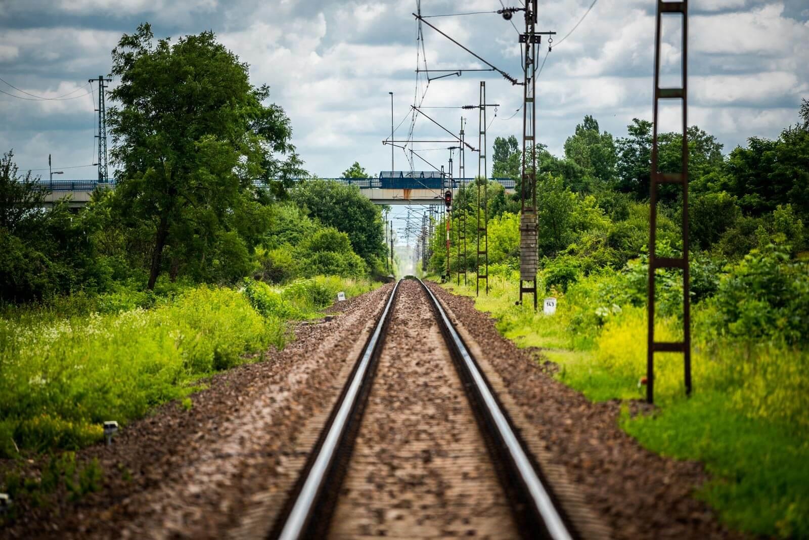 Újabb jelentős szakaszába lépett a Püspökladány-Ebes vasútvonal felújítása