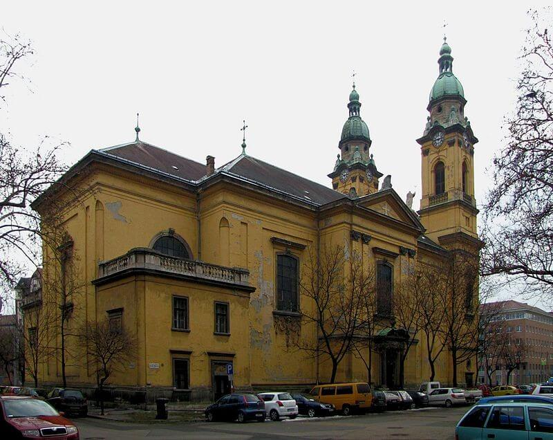 Teljes külső felújítást kap a Józsefváros legnagyobb temploma
