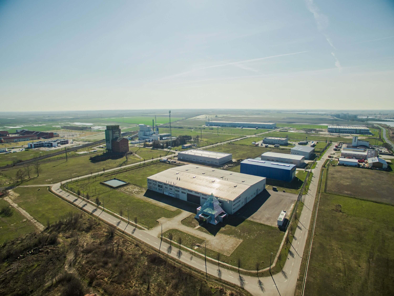 Továbbfejlesztik Szolnok megye egyik legfontosabb ipari parkját