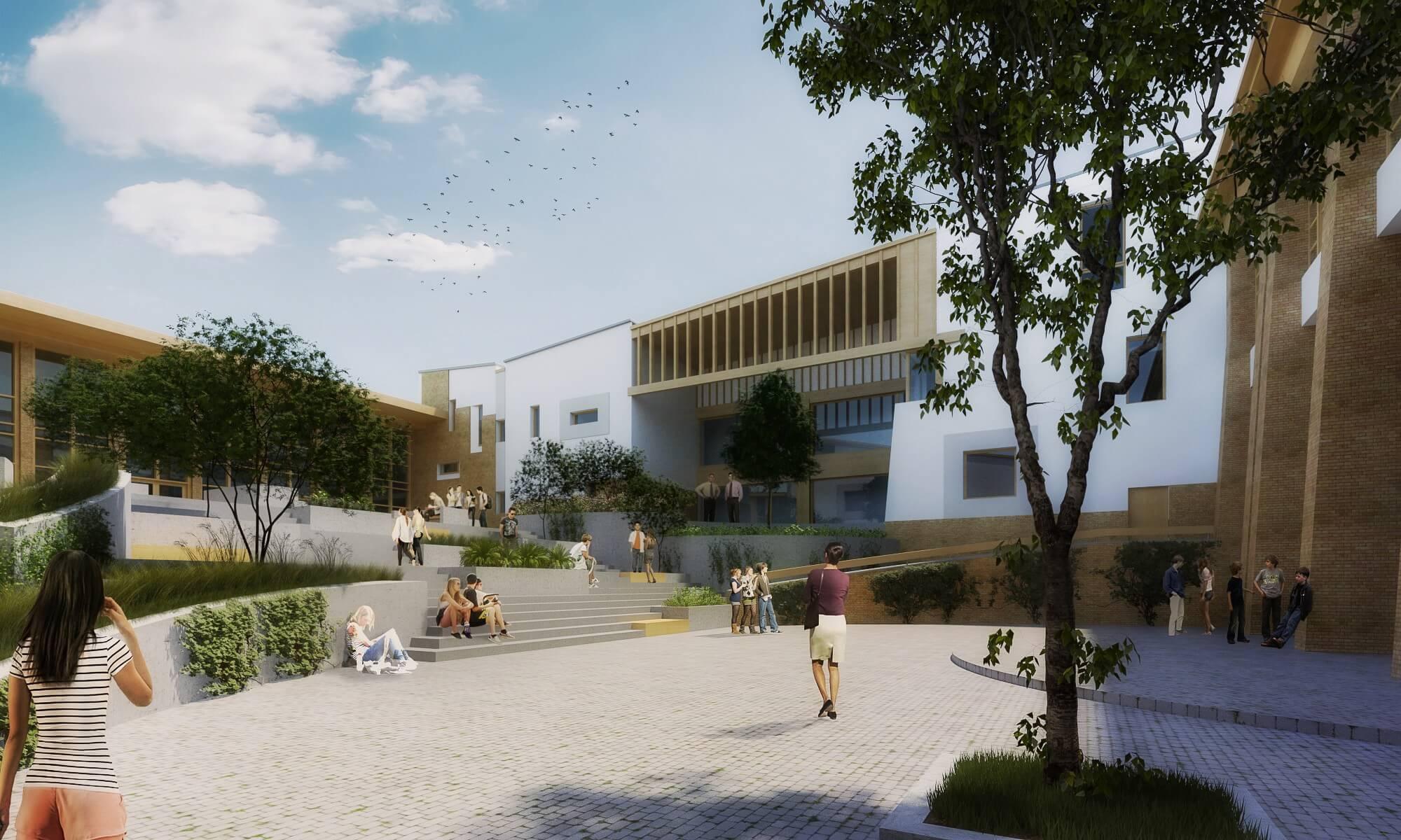 A fővárosi agglomerációban egy komplex oktatási intézmény születik
