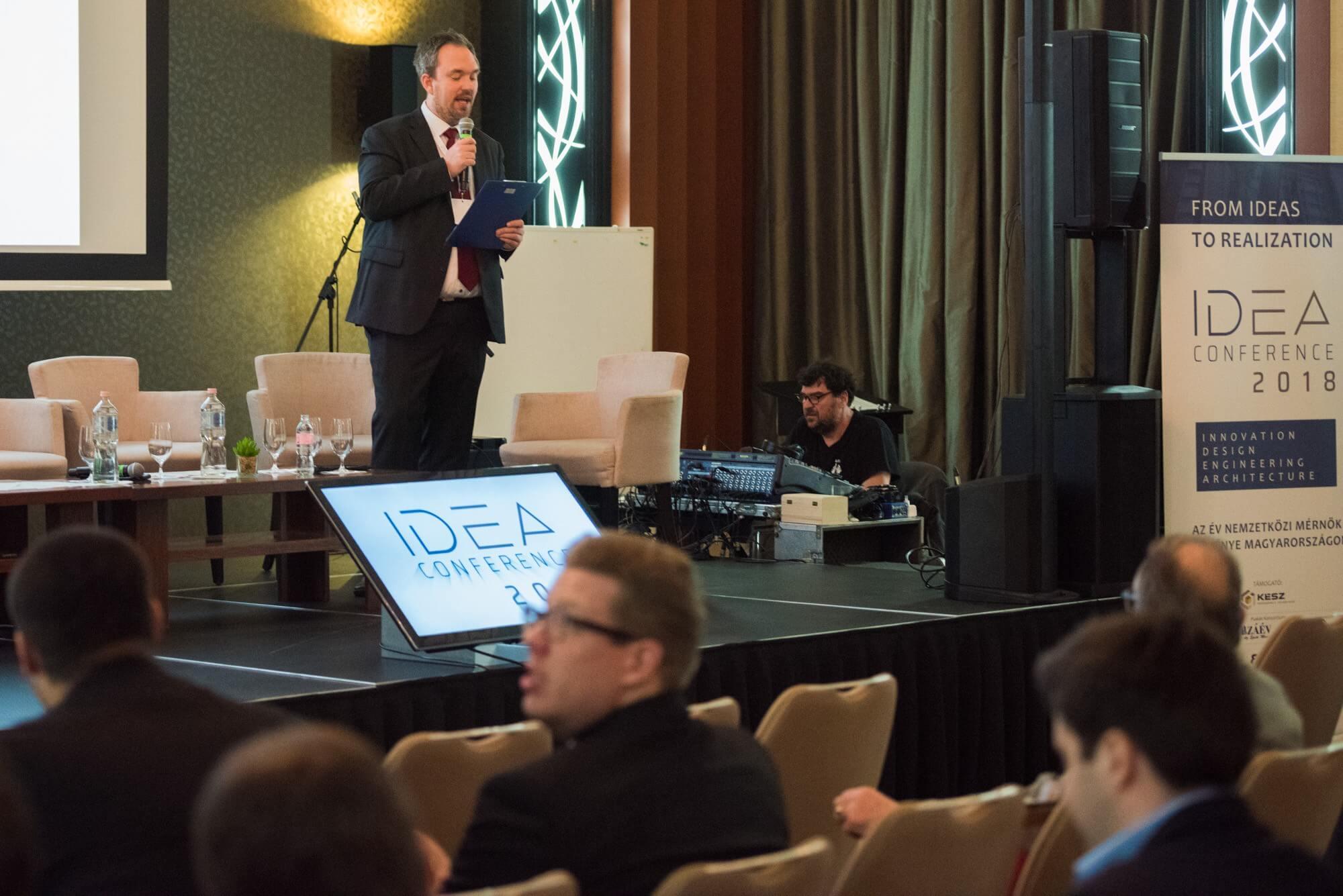 Megszólalnak az IDEA Conference 2019 fő támogatói