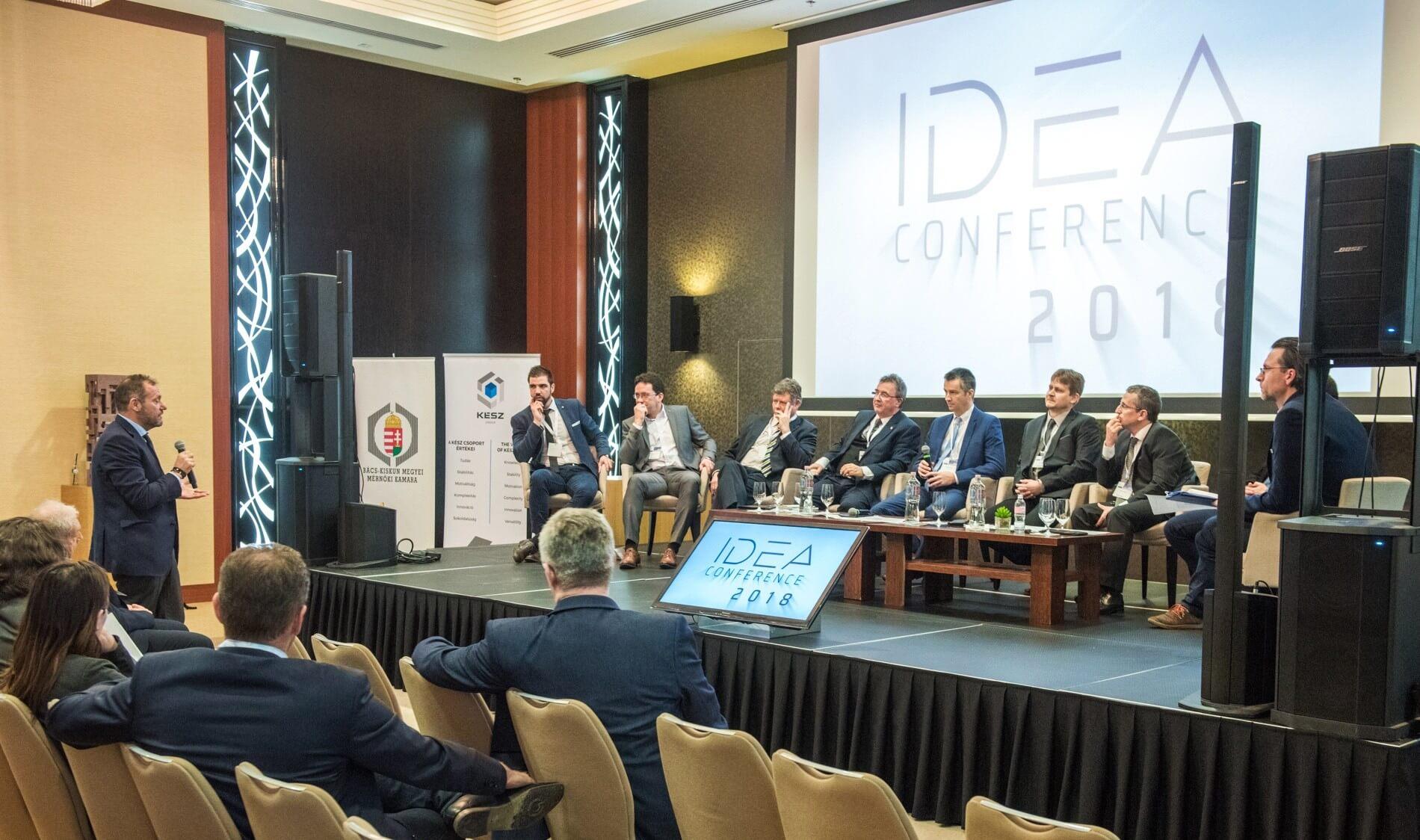 Az építészet hazai és külföldi elitje is ott lesz az IDEA Conference 2019-en