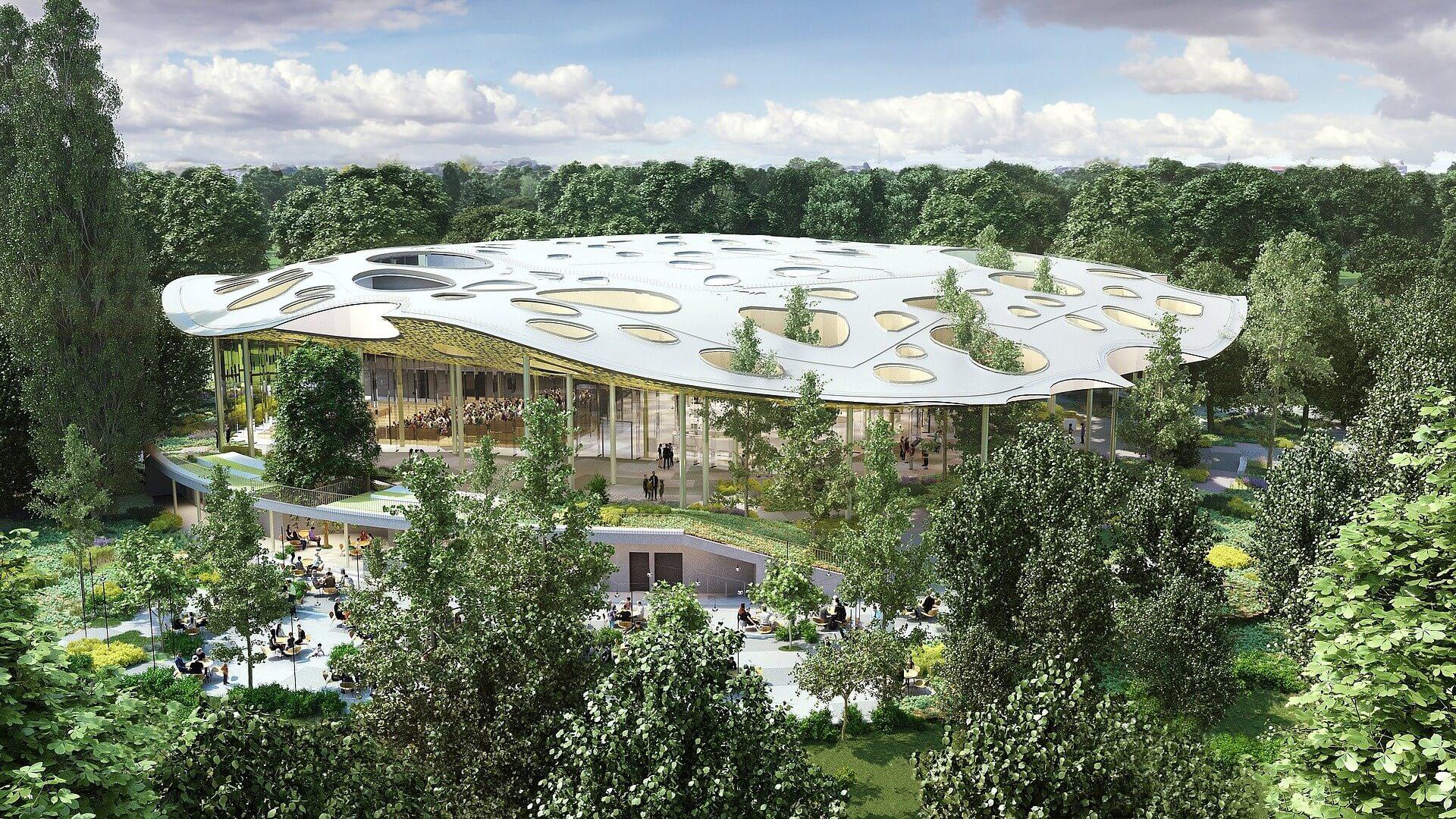 Mérföldkőhöz érkezett a Magyar Zene Házának építése