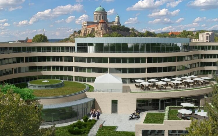 Pazar szállodával gazdagodik a Dunakanyar