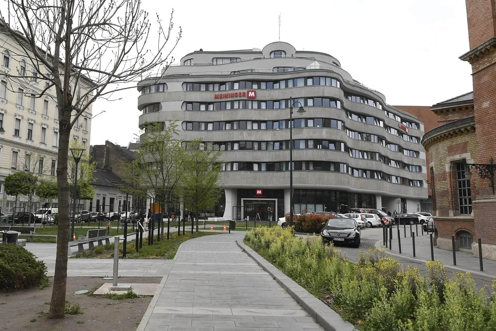 Megnyitotta első budapesti szállodáját a Meininger Hotels