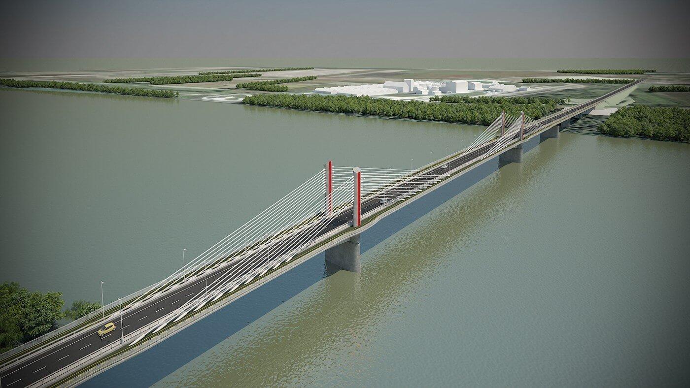 2020 őszén indulhat a Paks-Kalocsa híd építkezése