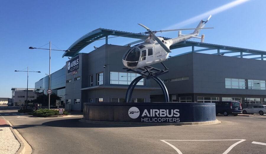 Gyulán épül fel az Airbus helikoptergyára