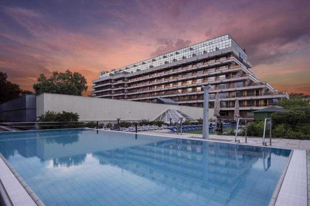 Teljesen megújult a margitszigeti Danubius Thermal Hotel