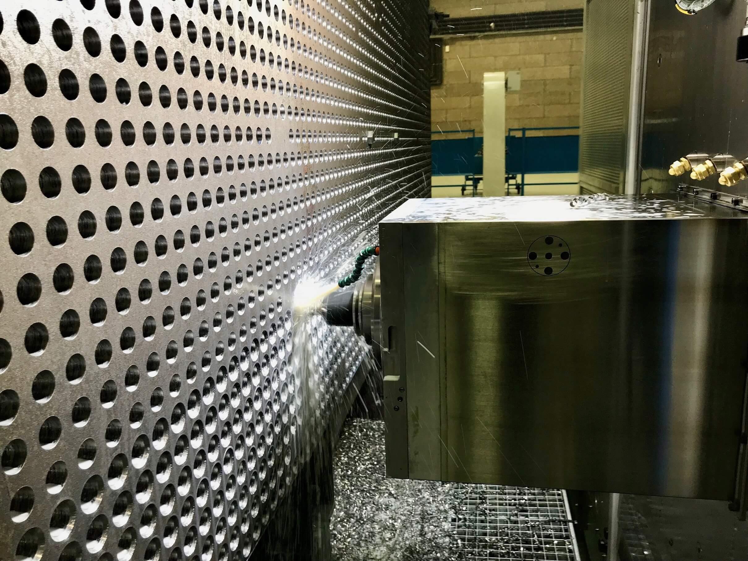Egyedi alkatrészek gyártását teszi lehetővé a Weinberg technológiája