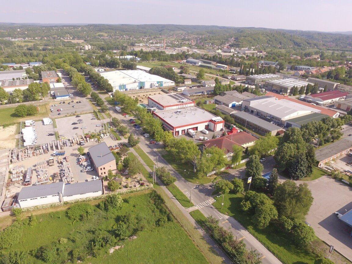 Zöldmezős beruházásban növekszik Mohács ipari parkja