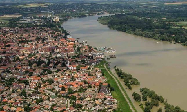 Közel 30 kilométernyi utat fejlesztenek a leendő mohácsi Duna-híd projektjében