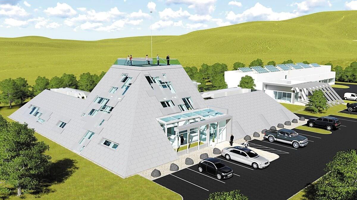 Kutatóközpont épül a zalaegerszegi tesztpálya mellett