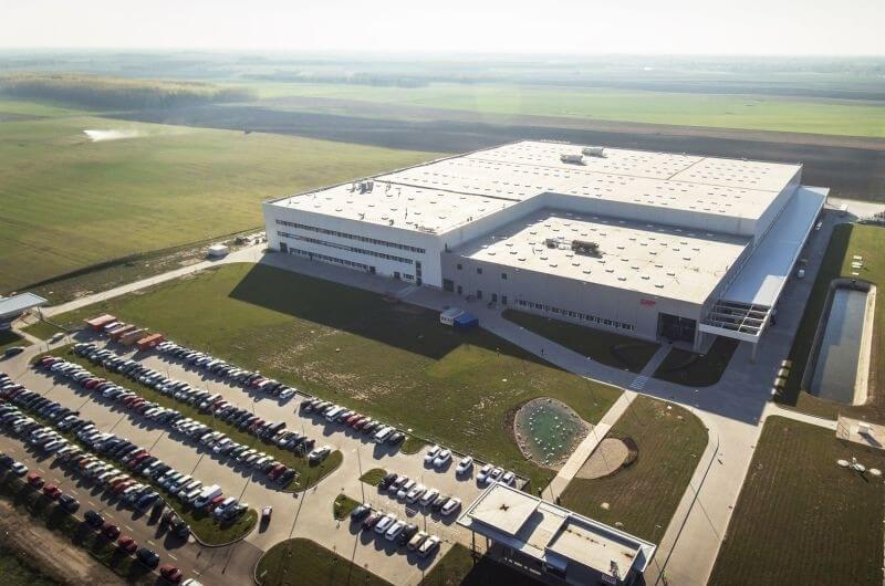 A KÉSZ építette fel az SMG második gyárát Túrkevén
