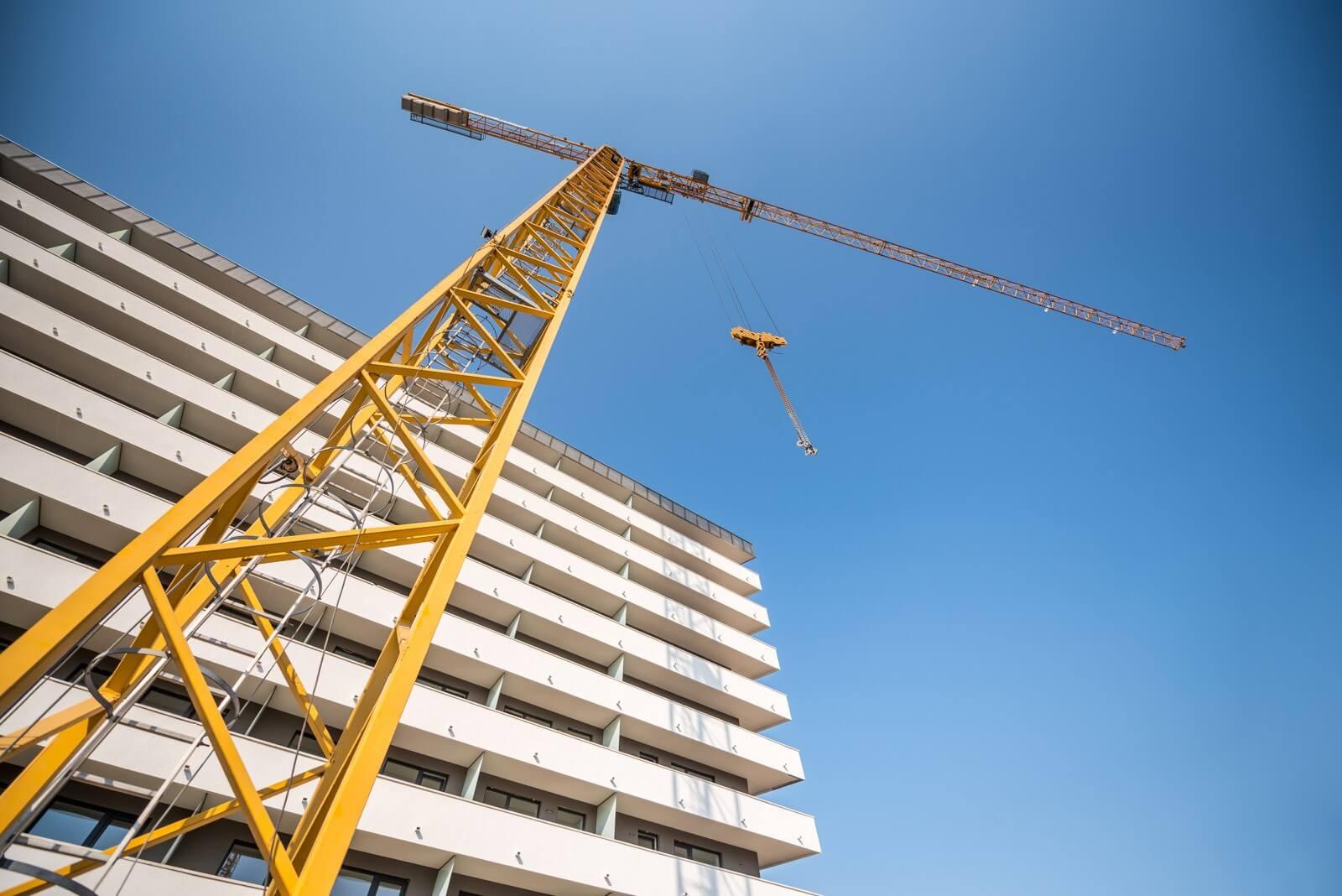 Közel másfélszeresére nőtt egy év alatt az építőipari termelés