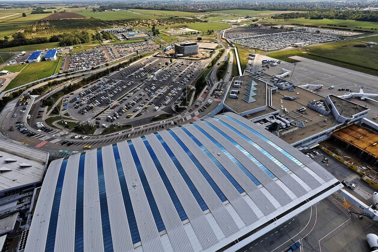 Elkezdődhet az új körforgalom építése a budapesti repülőtéren
