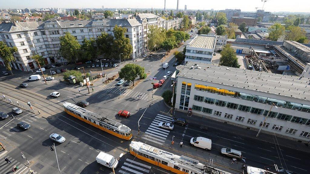 Megújulva újra járhatóvá válik Budapest egyik legforgalmasabb útja
