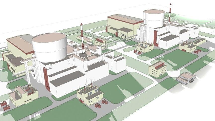 Minimum 60 év garantált üzemidővel épül atomerőművi blokk Pakson