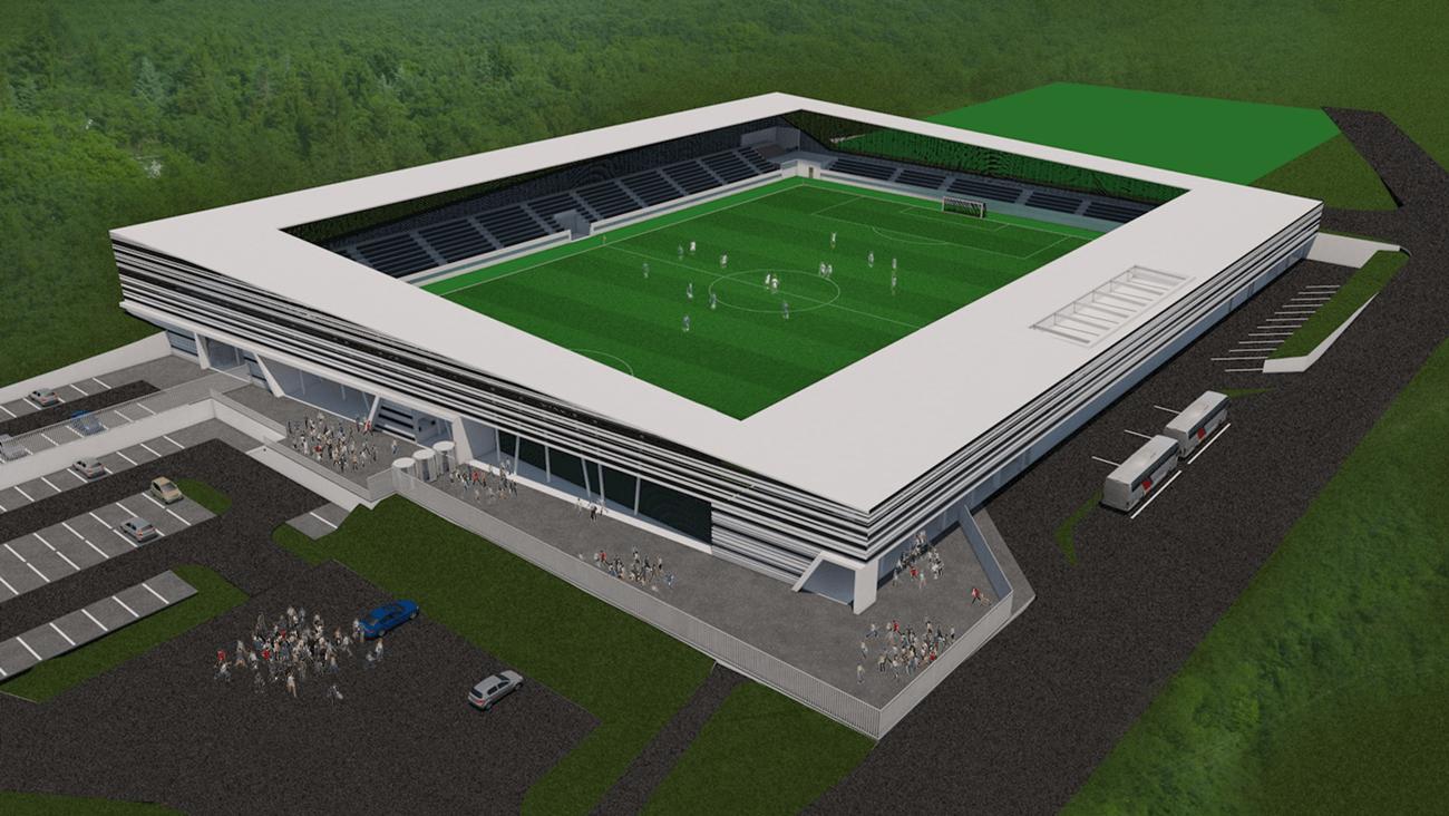 Rangos mérkőzéseket rendezhetnek Salgótarján új sportpályáján