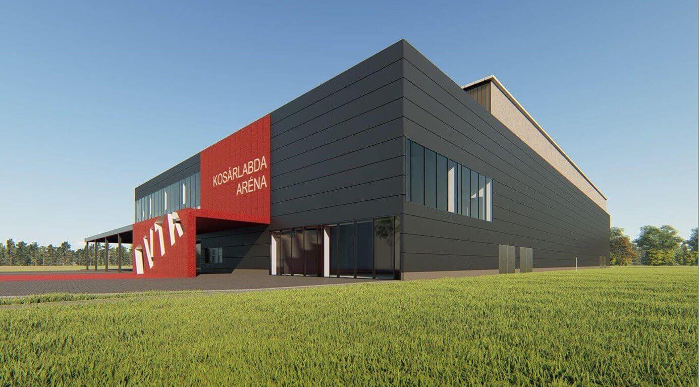 Elkezdődhet a DVTK új kosárlabdacsarnokának építkezése Miskolcon