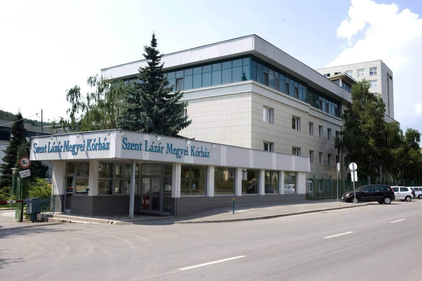 Megújul a salgótarjáni kórház több részlege