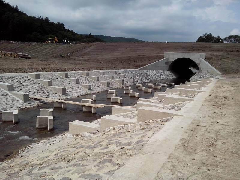 Elkészült Baranya legnagyobb kapacitású víztározója