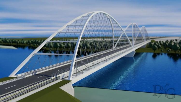 Újabb hír egy újabb Duna-hídról: Mohácsnál már másfél év múlva el is indulhat az építkezés